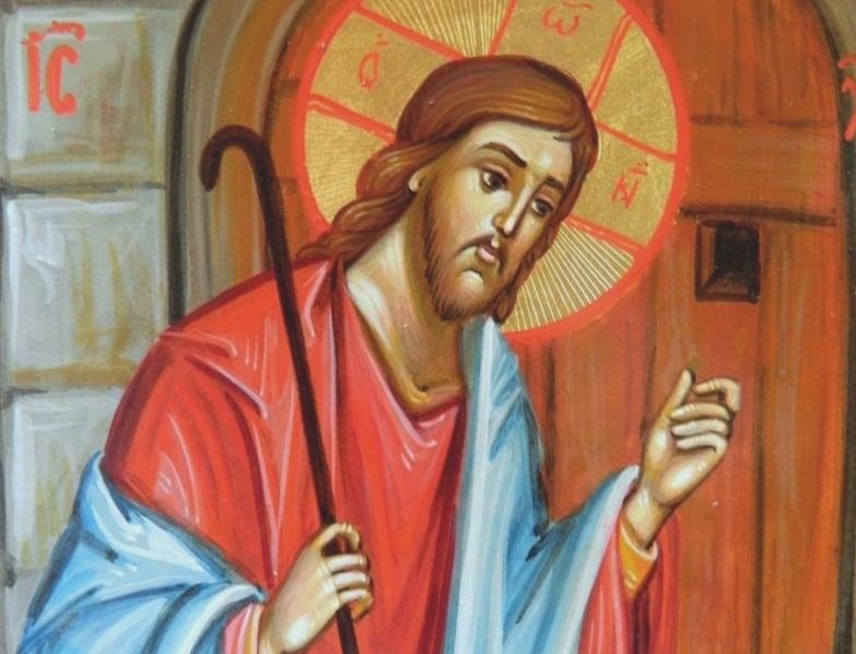 Domnul Iisus bate la uşa inimii tale